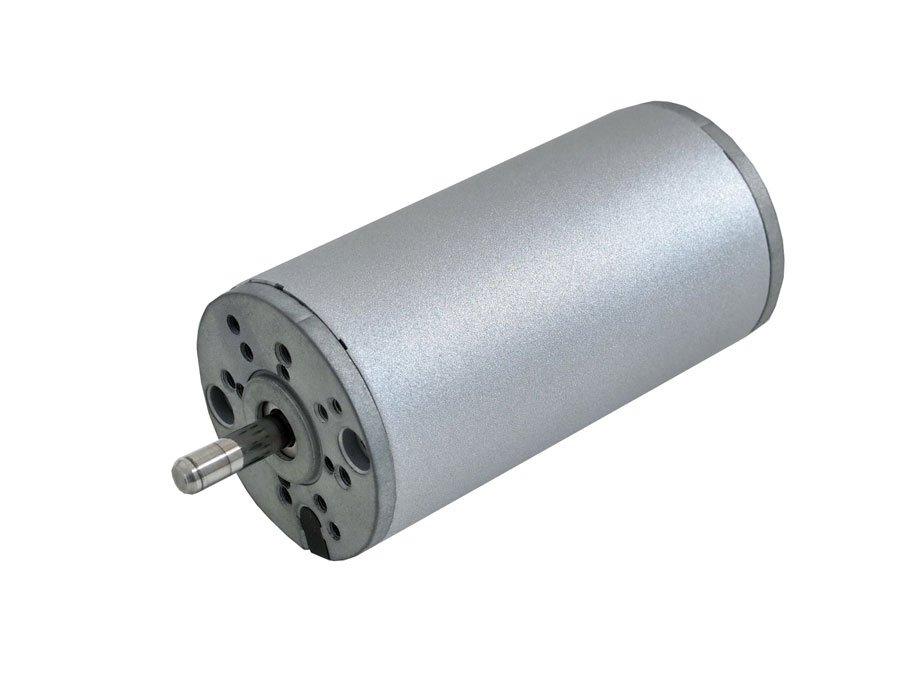 Silniki prądu stałego wmaszynach przemysłowych