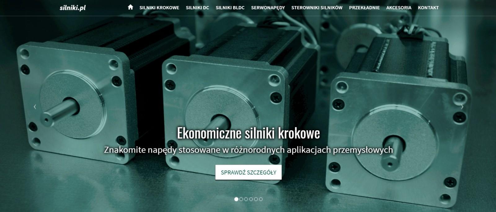 Silniki.pl wnowej odsłonie