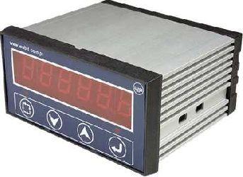 MD150A - wskaźnik pomiarowy 0-10V / 4-20mA