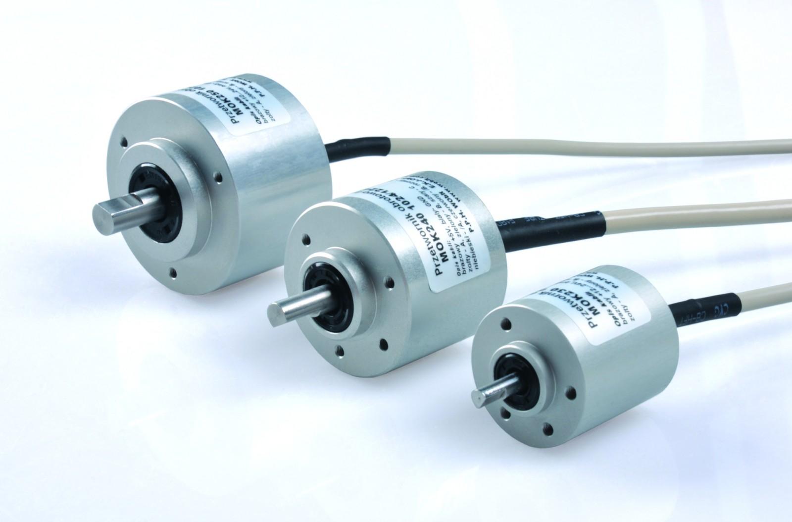 Enkodery magnetyczne MOK2xx produkcji WObit