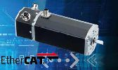 Bezszczotkowy serwonapęd DCzinterfejsem EtherCAT