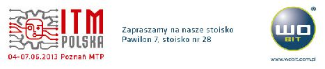 Zaproszenie natargi ITM 2013