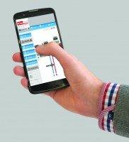 Aplikacja SnapVue - mobilny nadzór dopasowany dolokalizacji