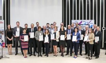 Laureaci Produkt Roku 2018 w konkursie Control Engineering Polska