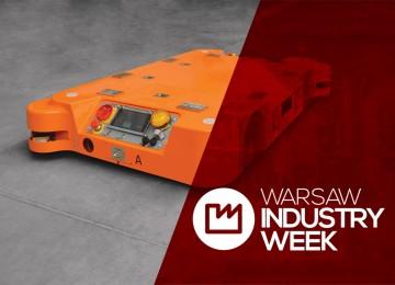 Zapraszamy na targi Warsaw Industry Week 2019