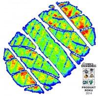 System pomiaru rozkładu sił iciśnienia TireScan - Produkt Roku 2014
