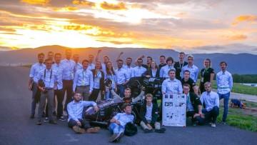 Udany sezon zespołu PWR Racing Team wspieranego przez WObit