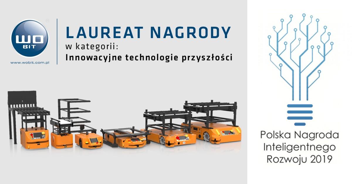 WObit Laureatem Polskiej Nagrody Inteligentnego Rozwoju 2019!