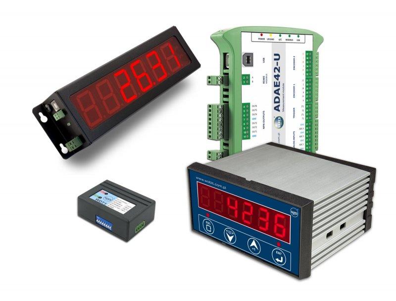 Urządzenia pomiarowe WObit wprzemyśle
