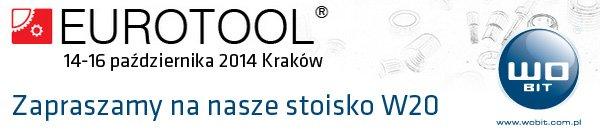 Zaproszenie natargi Eurotool 2014