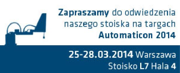Zaproszenie natargi Automaticon 2014