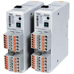 Wielokanałowe modułowe kontrolery temperatury PID serii TM