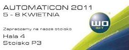 Zaproszenie naTargi Automaticon 2011