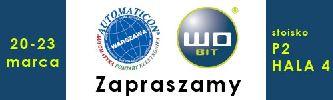 Zaproszenie naTargi Automaticon 2012
