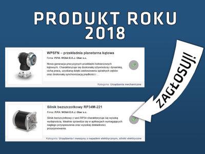 Oddaj głos iwybierz Produkt Roku 2018!