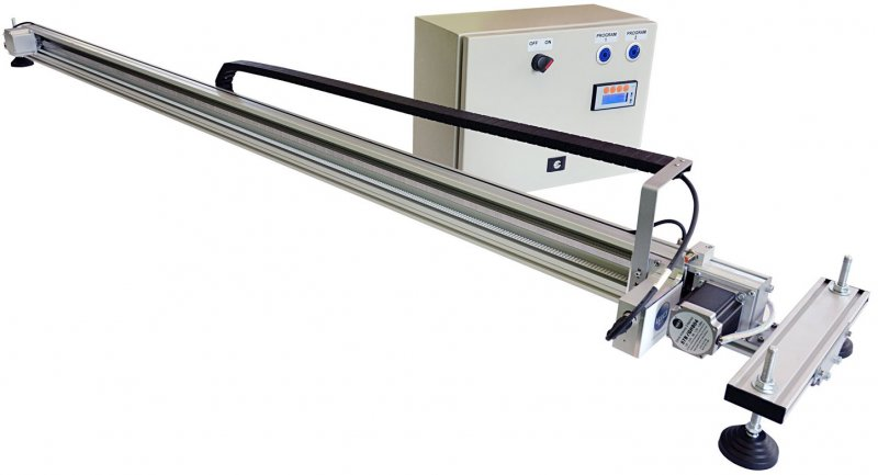 Profilograf laserowy - Produkt roku 2014/2015
